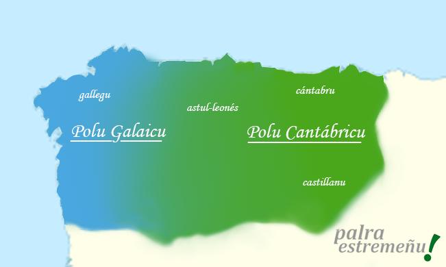 mapa polus